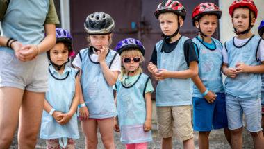 Pilotní kurzy  v roce 2019 na dětském dopravním hřiště v Mostě