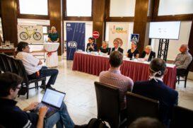 Tisková konference – Představení projektu Jedu poprvé